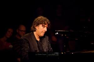 Fluisterstil publiek bij Michiel Borstlap