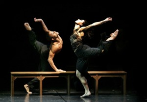 Dans op fado muziek