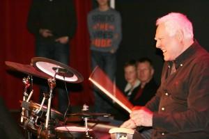 Avondje drummen met Cesar Zuiderwijk