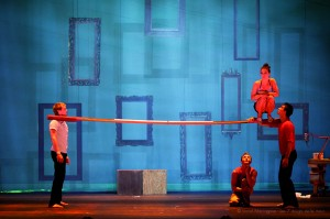 7 Fingers: gechoreografeerd circus
