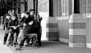 De Rozentuin: totaaltheater in Kamp Amersfoort