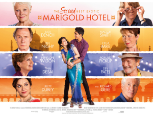 CineSingle: The Second Best Exotic Marigold Hotel