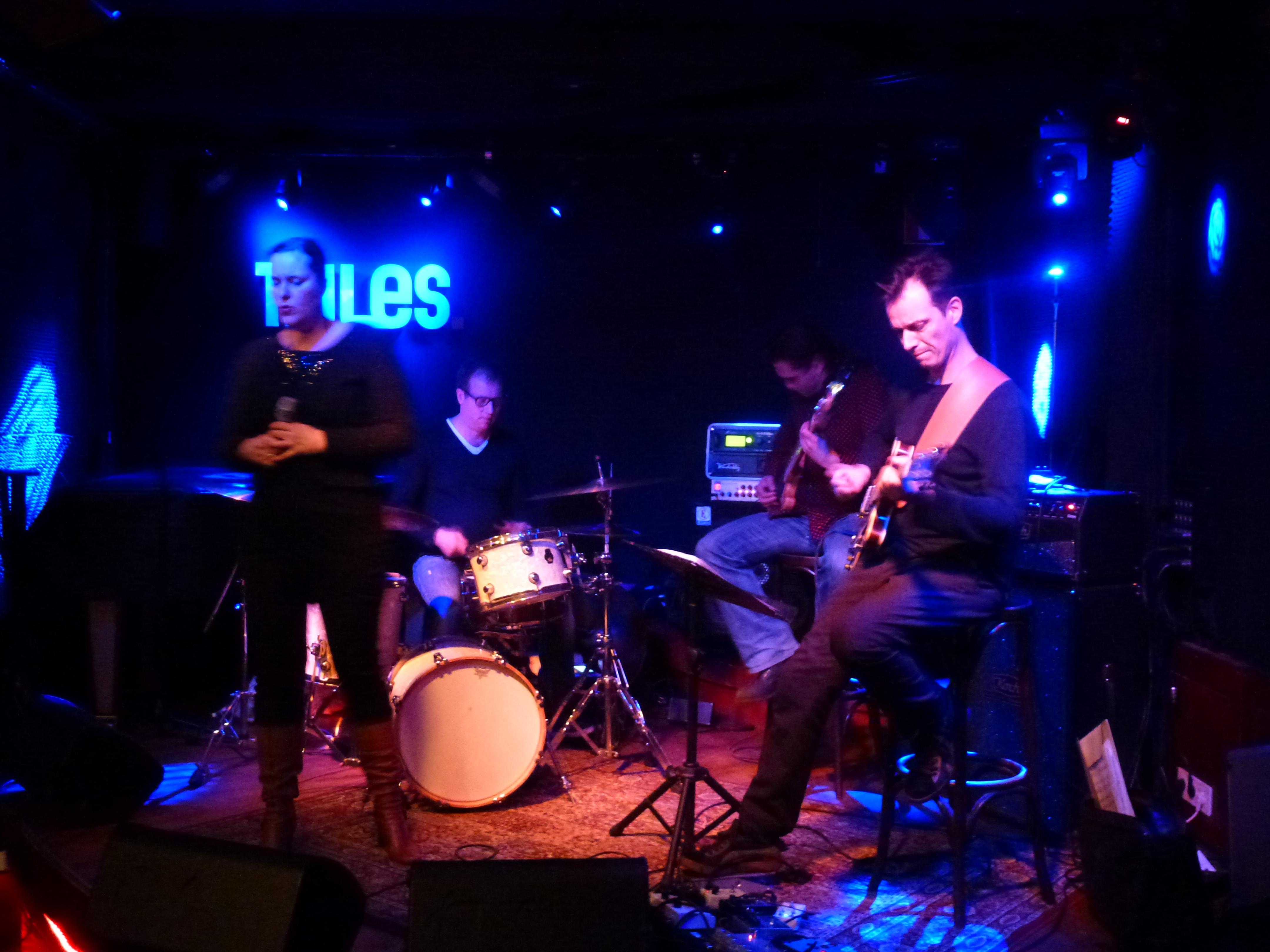 Jazzpodium Amersfoort neemt afscheid van Miles met intiem liedrecital