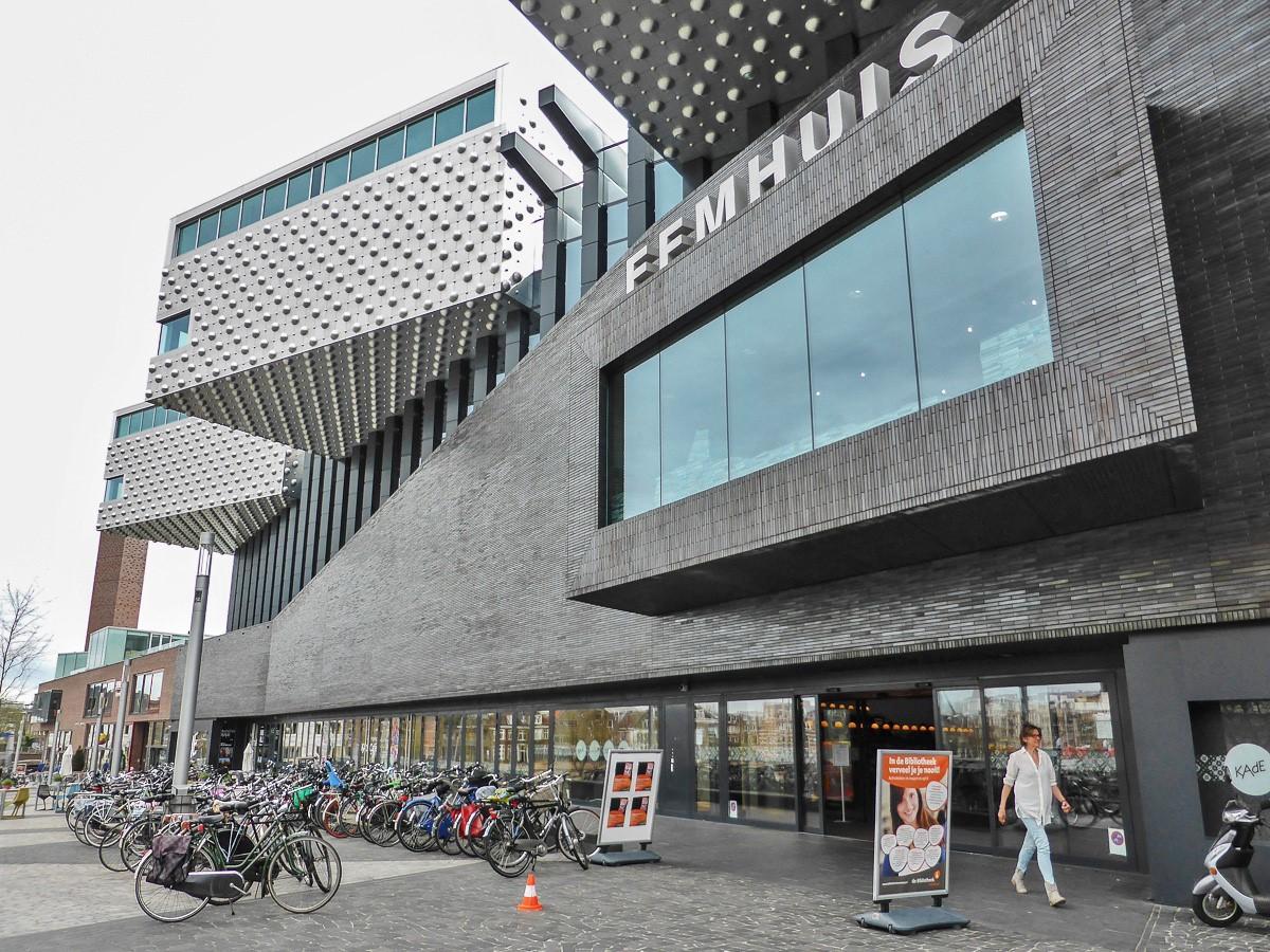 Verhuizing naar Eemhuis succes voor bibliotheek