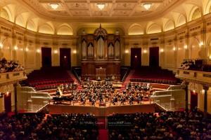 Amersfoorts Jeugd Orkest verovert Concertgebouw Amsterdam