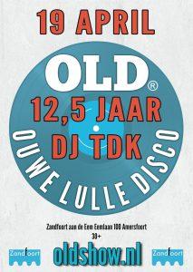 Ouwe Lulle Disco Show @ Zandfoort aan de Eem   Amersfoort   Utrecht   Nederland