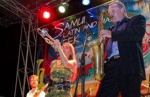 Sint-Jorispenning voor jazzpromotor Alexander Beets