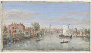 Stadsgezicht Van Wittel waardevolle aanwinst voor museum Flehite