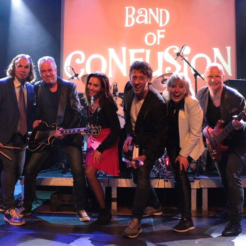 Band of Confusion @ Café Miles