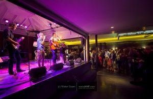 Succesvolle start van nieuwe concertserie 'TREK live' in Flint
