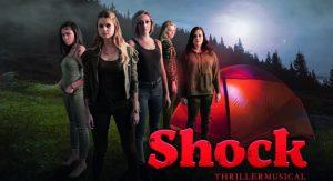 Shock (12+) Thrillermusical @ Theater De Flint | Amersfoort | Utrecht | Nederland
