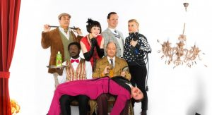The Play That Goes Wrong @ Theater De Flint