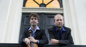 Bob van der Ent (viool) en Daniël Kramer (piano) @ Aegtenkapel | Amersfoort | Utrecht | Nederland