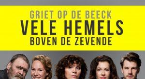 Vele hemels boven de zevende Henriëtte Tol, Hanne Arendzen, Peter Bolhuis e.a. @ De Flint | Amersfoort | Utrecht | Nederland