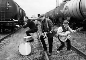 Ocobar speelt Elvis, Orbison, Cash & Lewis @ Beauforthuis | Austerlitz | Utrecht | Nederland