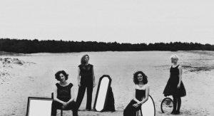 Ragazze Quartet speelt Béla Bartók warm-up voor September Me kamermuziekfestival
