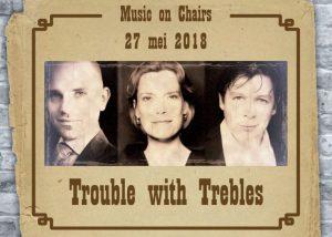 Trouble with Trebles @ Mariënhof (Singelzaal) | Amersfoort | Utrecht | Nederland