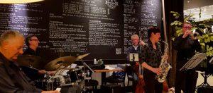 Kei City Horns @ Van Hooren en Van Hees Bladmuziek | Amersfoort | Utrecht | Nederland
