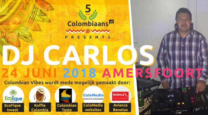 Columbian Vibes @ Zandfoort aan de Eem | Amersfoort | Utrecht | Nederland