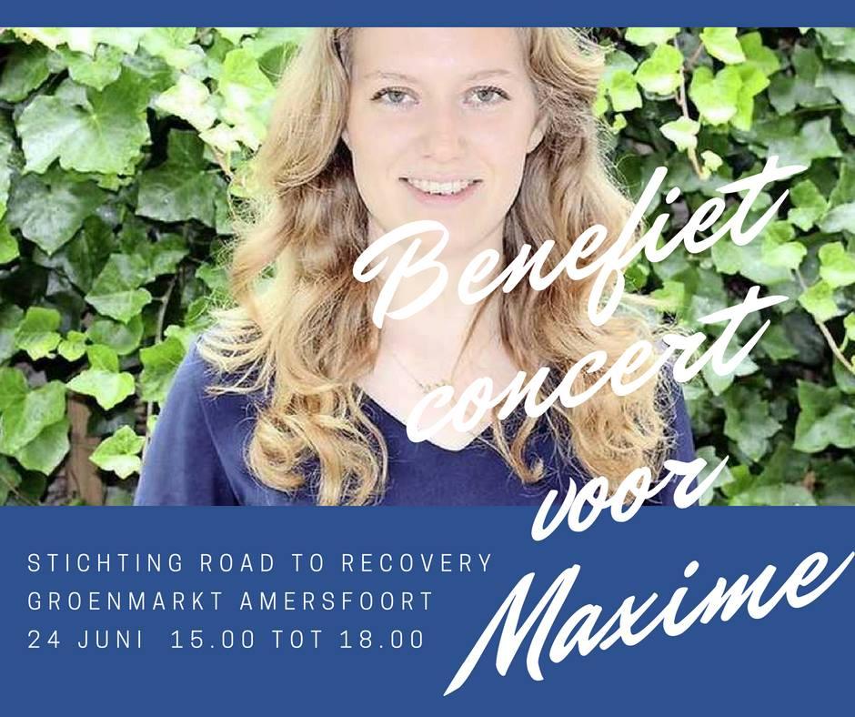 "Trio RVS: Benefiet ""Maxime"" @ Groenmarkt | Amersfoort | Utrecht | Nederland"