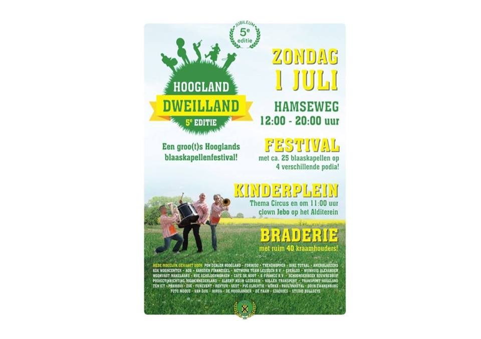 Hoogland Dweilland @ Hamseweg | Hoogland | Utrecht | Nederland