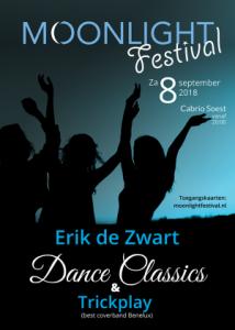 Moonlight Festival present Dance Classics @ Openluchttheater Cabrio | Soest | Utrecht | Nederland