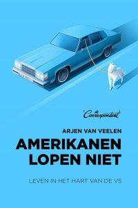 Arjen van Veelen over 'Amerikanen lopen niet' @ KAdECafé | Amersfoort | Utrecht | Nederland