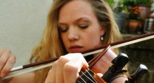 Anoek Brokaar (viool), Ysaÿe String Trio & Friends @ Sint Aegtenkapel | Amersfoort | Utrecht | Nederland
