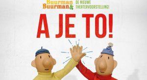 Buurman & Buurman (3+) A JE TO! @ Flint | Amersfoort | Utrecht | Nederland
