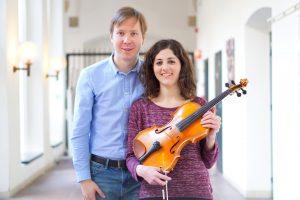 Ontbijt met Beetshoven | Lorena García Fernández (altviool) en Yaroslav Kolpakov (piano) @ Observant | Amersfoort | Utrecht | Nederland