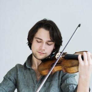 Tim Brackman (viool) @ Sint Aegtenkapel | Amersfoort | Utrecht | Nederland