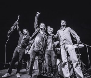 Leif de Leeuw band plays The Allman Brothers band @ Beauforthuis   Austerlitz   Utrecht   Nederland