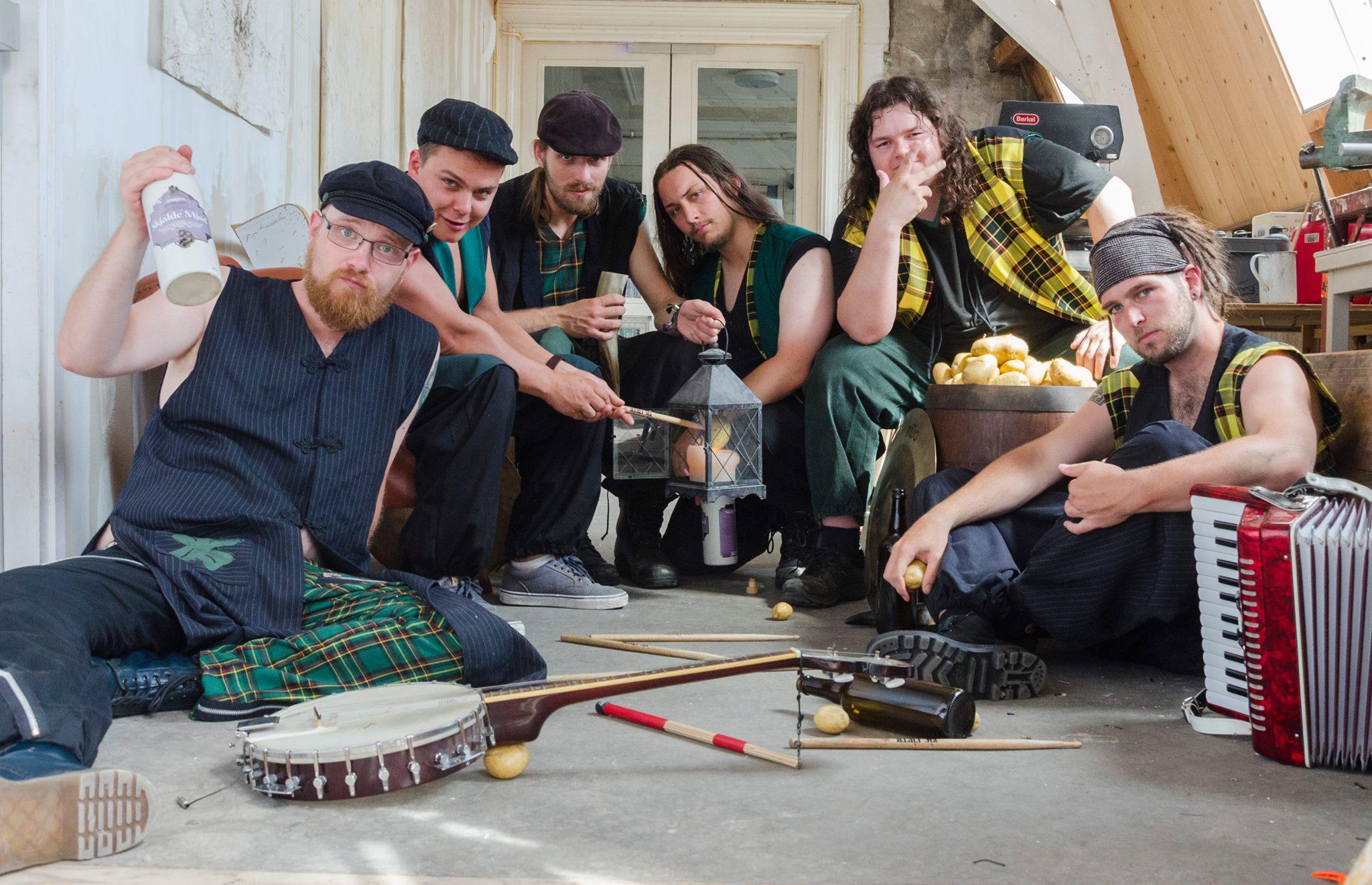 The Royal Spuds – EP Release Party @ Fort33 | Leusden | Utrecht | Nederland