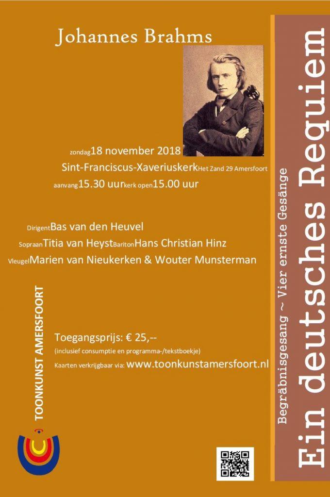 Toonkunst Amersfoort @ St Franciscus Xaveriuskerk | Amersfoort | Utrecht | Nederland