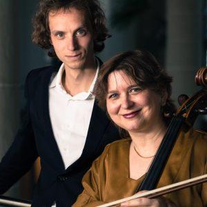 Pamela Smits (cello) & Tobias Borsboom (piano) @ St. Aegtenkapel, t Zand 37, Amersfoort