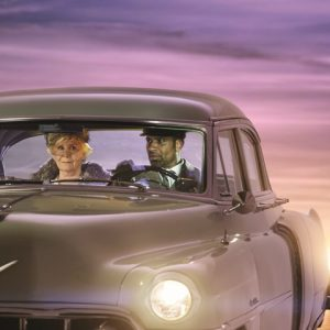 Driving Miss Daisy Anne Wil Blankers, Edwin Jonker en Iwan Walhain @ Flint