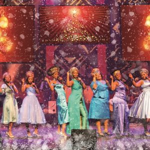 The African Mamas Christmas Under African Skies @ Flint