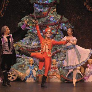 De Notenkraker (6+) Ballet en Orkest van de Staatsopera van Tatarstan @ Flint