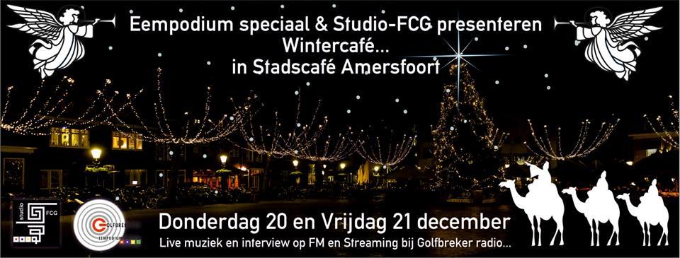 Wintercafé @ Stadscafé