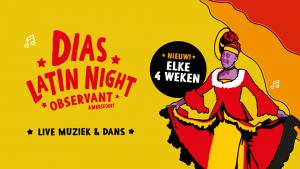 Dias Latin Night | Descarga Timbera @ Observant