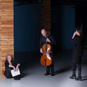Francien Post, Sander Westphal & Corien van den Berg @ Sint Aegtenkapel