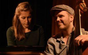 Marit Thus (piano) & Joost Verbakel (contrabas) @ Beauforthuis