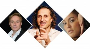 Chanson & Flamenco Philippe Elan & Maria Marin _ Thijs Borsten's Uitdaging @ Beauforthuis