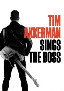 Tim Akkerman sings The Boss @ Beauforthuis