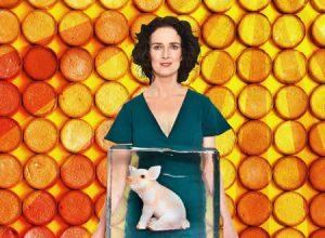 """Nathalie Baartman """"Buurmeisje van Herman Finkers"""" @ Beauforthuis"""