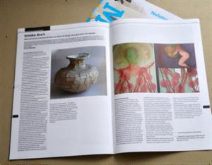 Frits Nolte interviewt drie exposanten De Ploegh @ Galerie De Ploegh