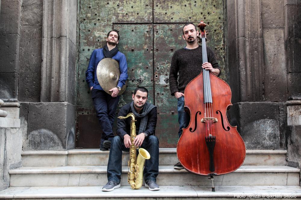 Zadeno Trio @ Café Miles