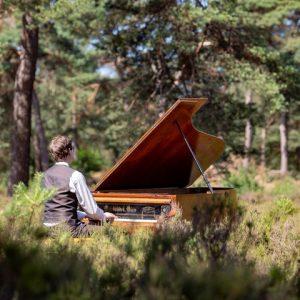 Wouter Harbers Chopin-recital @ St Aegtenkapel