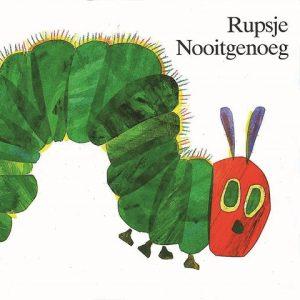 Rupsje Nooitgenoeg (2+) Vier magische verhalen van Eric Carle @ Flifnt