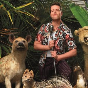 Martijn Koning: Koning van de dieren @ Flint